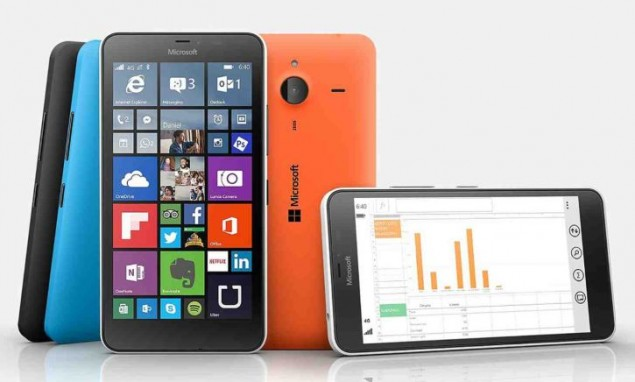 Microsoft Lumia 640 and Lumia 640 XL are unveiled in Barcelona