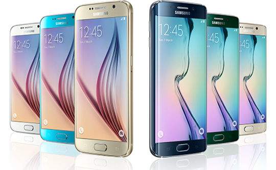 Samsung Galaxy S6 and Galaxy S6 edge are Coming to AT&T, Sprint, Verizon and T-Mobile