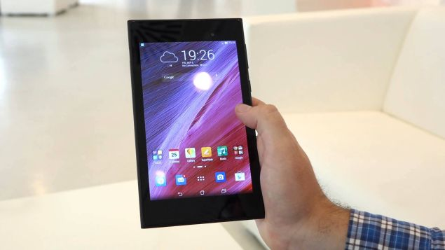 Asus MeMO Pad 7 LTE will be released by AT&T in the US