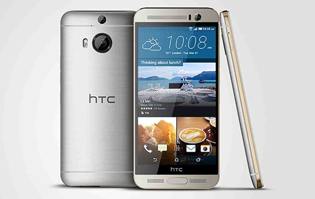 HTC One M9+ and One E9+ are unveiled