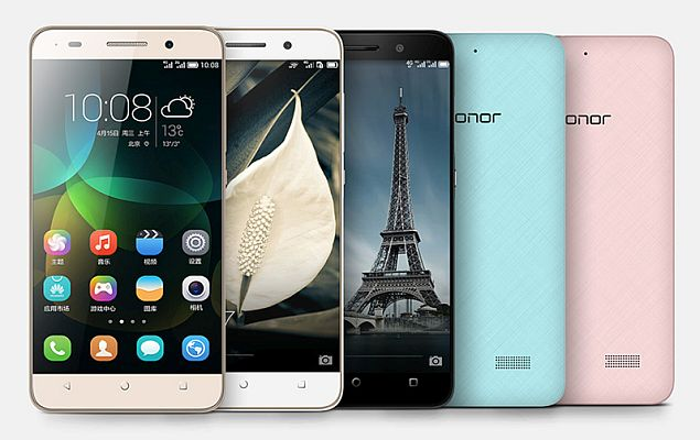 Huawei Honor 4C is launched in China