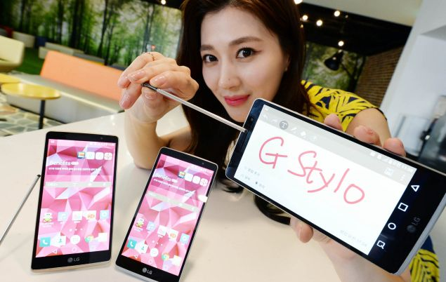 LG G Stylo is introduced