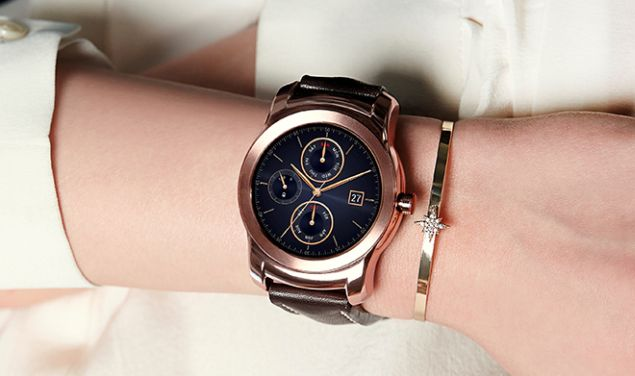 Update: LG Watch Urban Lands on Markets