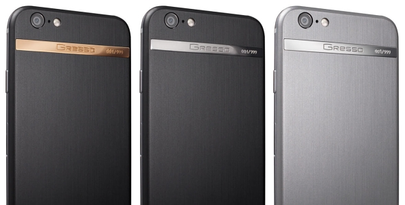 Flagships of Samsung and Apple with luxury variants