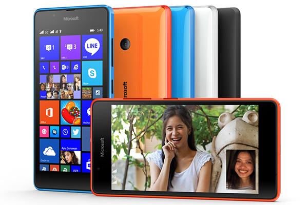 Microsoft Lumia 540 Dual SIM is revealed