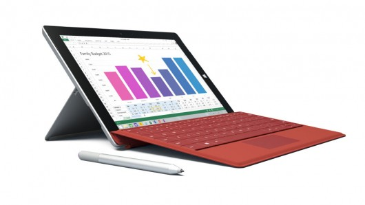 Microsoft Unveiled the Affordable Surface 3 Tablet