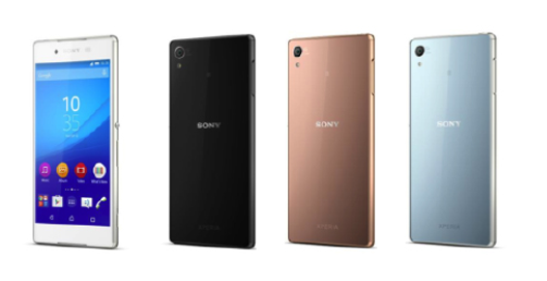 The New Star of Sony Steals the Spotlight in Japan – Sony Xperia Z4