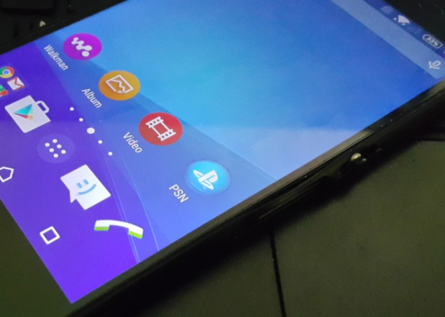 The Upcoming Flagship Sony Xperia Z4 is Presented in Photos