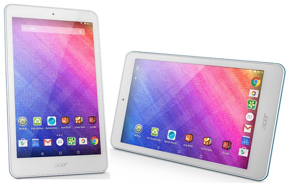 Acer presented two new tablets