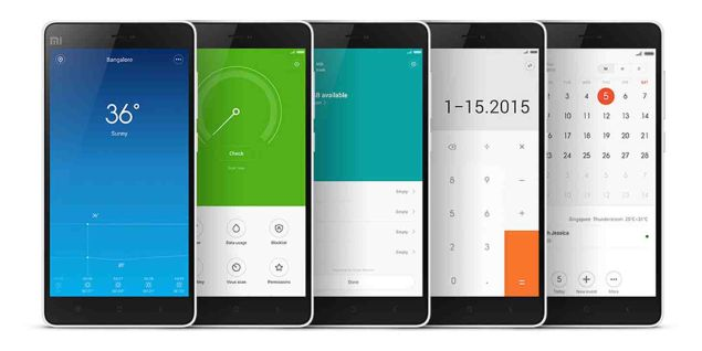 Xiaomi Mi 4i is announced