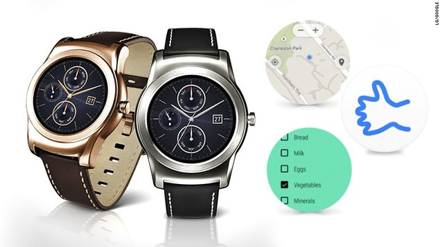 Android Wear update is announced