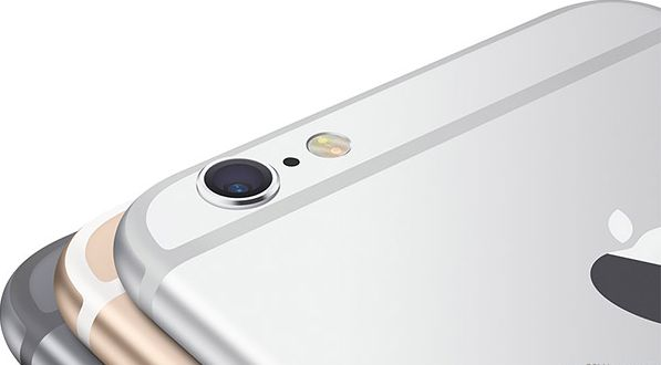 Apple Might Equip iPhone 6S and iPhone 6S Plus with a 12MP Camera