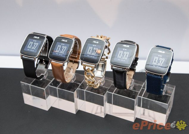 ASUS VivoWatch will hit the markets in May