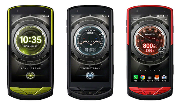 Kyocera Torque G02 is announced