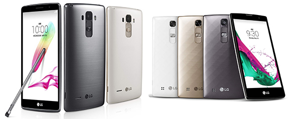 LG G4c and G4 Stylus Debut in the Tech Arena