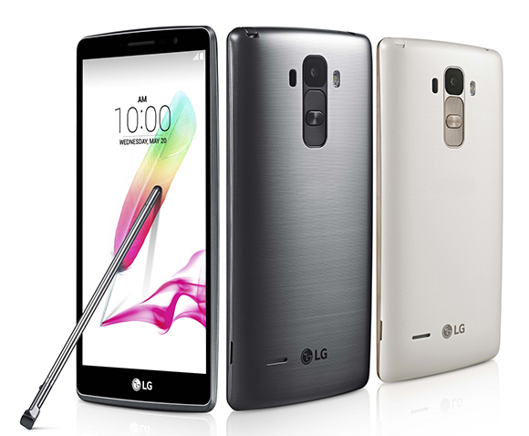 LG G4c and LG G4 Stylus are presented