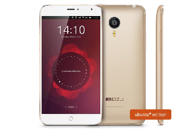 Meizu MX4 Ubuntu Edition is unveiled