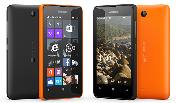 The Entry-Level Microsoft Lumia 430 Dual SIM is Up-for-Grabs in India