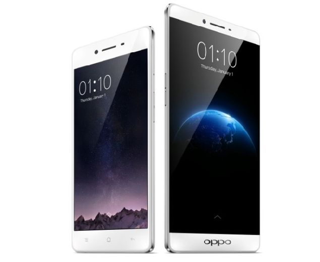 Say Hello to Oppo R7 and Oppo R7 Plus