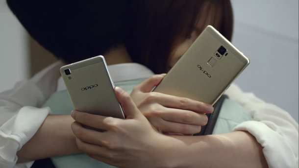 Oppo R7 and R7 Plus Appeared in Video Ads Ahead of Announcement