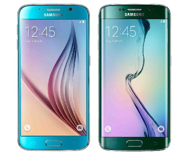Samsung Galaxy S6 Blue Topaz and Galaxy S6 edge Green Emerald are unveiled