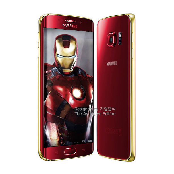 Samsung to Release Iron Man Editions of Galaxy S6 and Galaxy S6 edge
