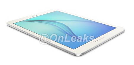 Samsung Galaxy Tab S2 shows up in a leak