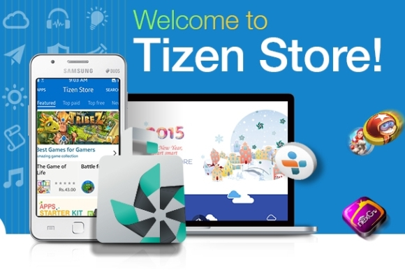 Samsung is releasing the Tizen Store in more countries