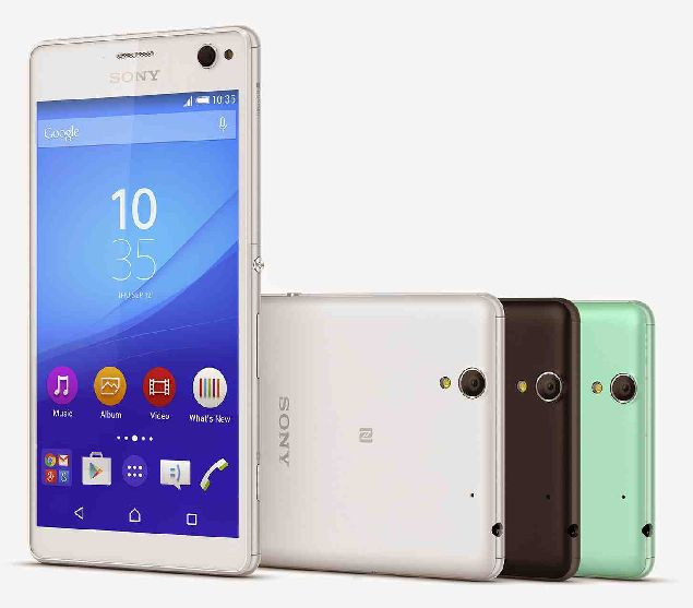 The Selfie-Focused Sony Xperia C4 Debuts Officially