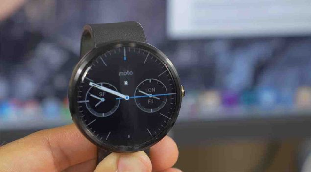Attractive deals for Asus ZenWatch and Motorola Moto 360 from Best Buy