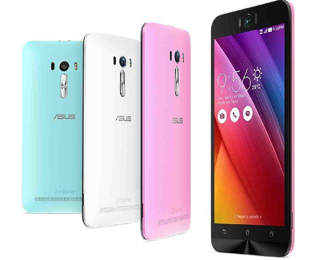 Asus ZenFone Selfie Debuts at Computex Taipei