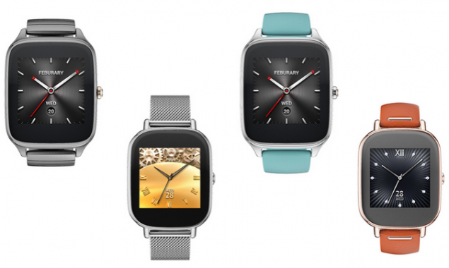 Asus ZenWatch 2 goes official