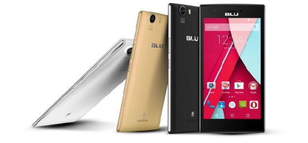 BLU Life One (2015) and BLU Life 8 XL are presented