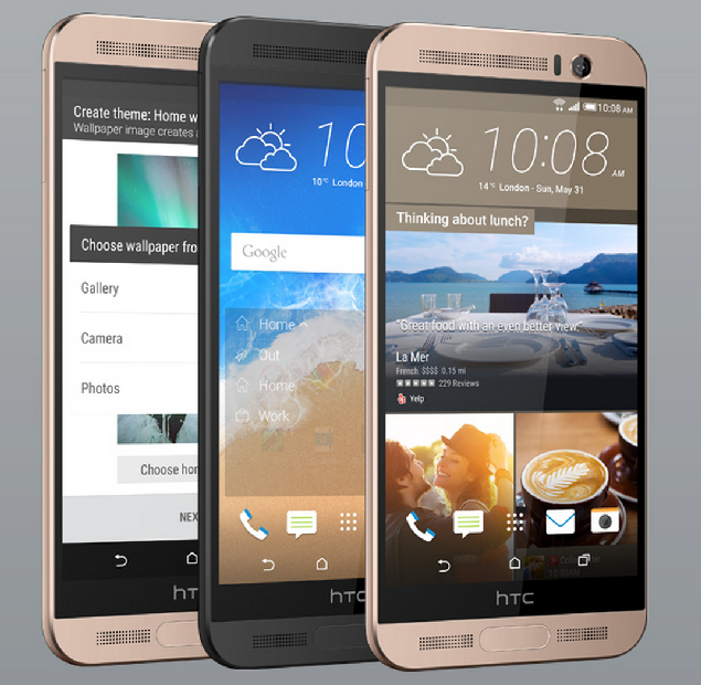 HTC One ME is landing on markets in India