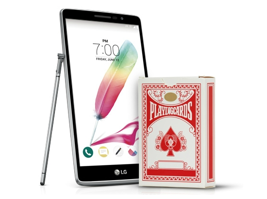 LG G Stylo Lands on the Shelves of Sprint for $288