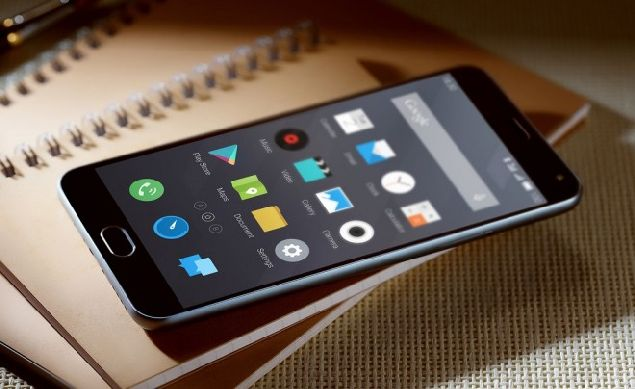 Meizu m2 note is unveiled