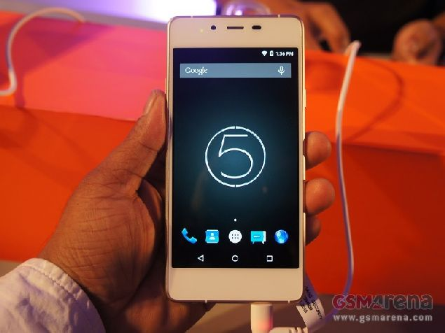 Micromax Canvas Silver 5 goes official