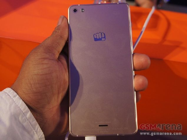 Micromax Canvas Silver 5 is revealed