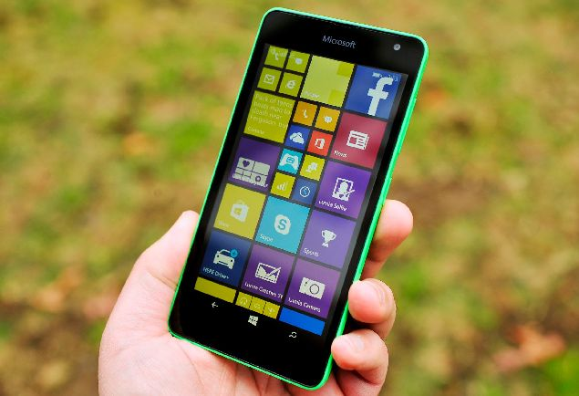Microsoft Lumia 535 Costs $149 at Microsoft Store US