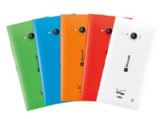 Microsoft Lumia 735 is available for purchase for $29.99 at Verizon