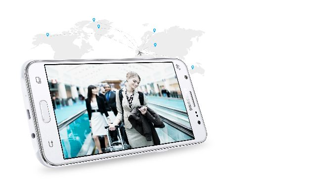 Samsung Galaxy J5 and Galaxy J7 are announced in China