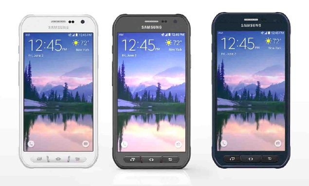 Samsung Galaxy S6 active is announced