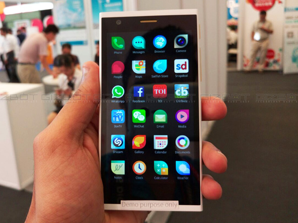 Intex Aqua Fish Sailfish OS is officially introduced