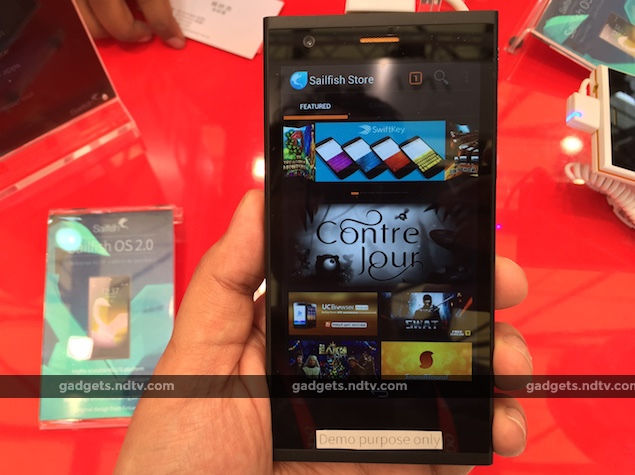 Intex Aqua Fish Sailfish OS is revealed