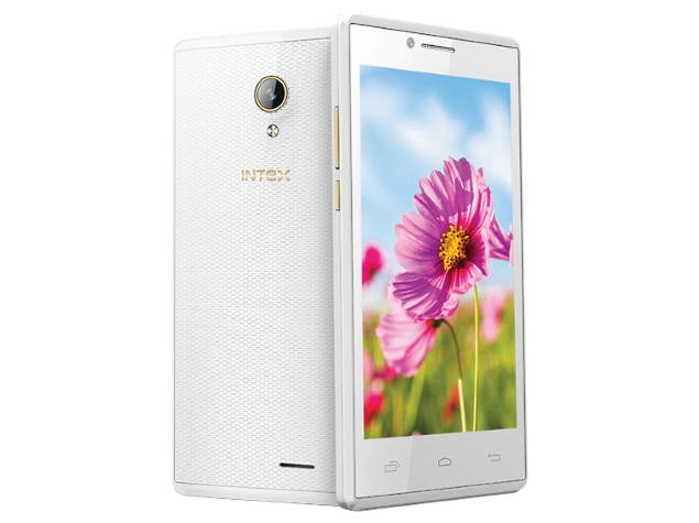 Intex Aqua Q5 is unveiled