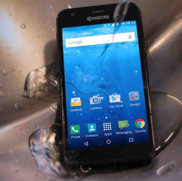 Kyocera Hydro WAVE is the Rugged Mid-Ranger Available at T-Mobile