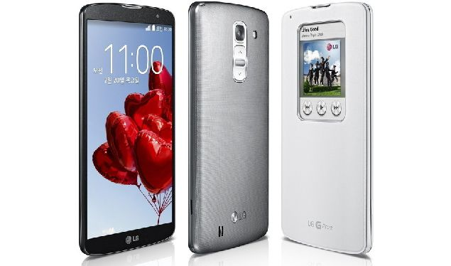 LG G Pro 3 with Monstrous Specs Discussed in New Rumors