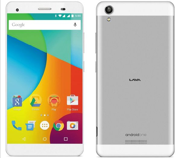 Lava Pixel V1 is one of the new Android One devices