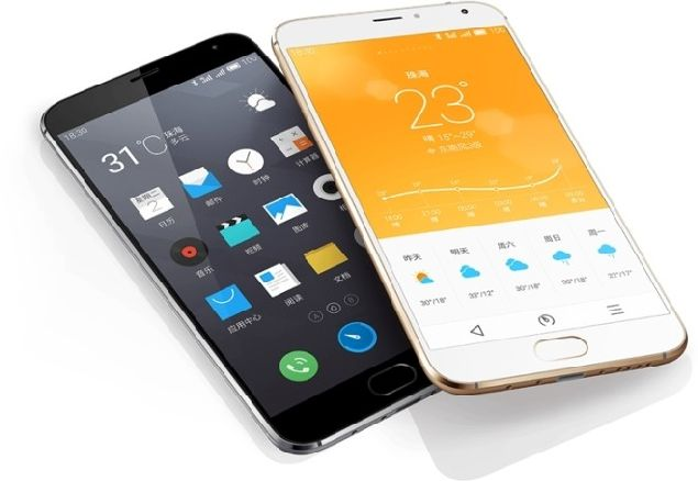 Meizu MX5 is unveiled