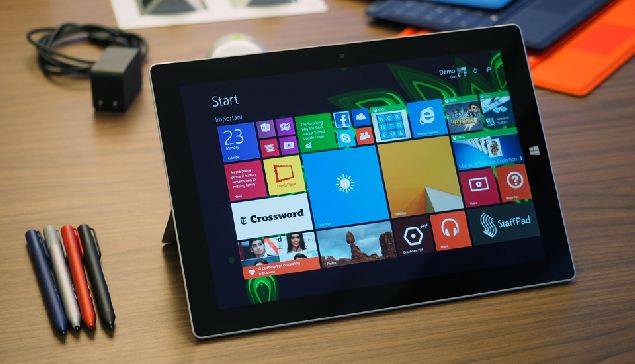 Microsoft Surface 3 4G LTE is launched